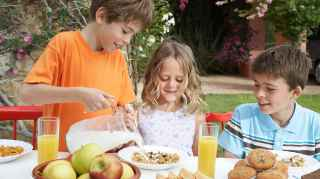 Fuel Your Kids with a Healthy Breakfast