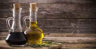 balsamic vinegar used to boost the flavor of food