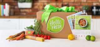 hellofresh gift basket