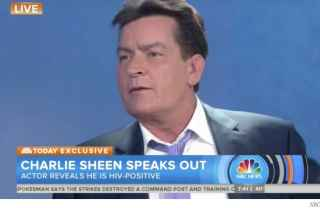 Hollywood Star Charlie Sheen Has HIV